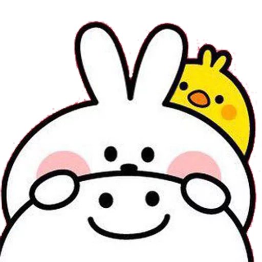 Spoiled rabbit 🐰  - Sticker 7