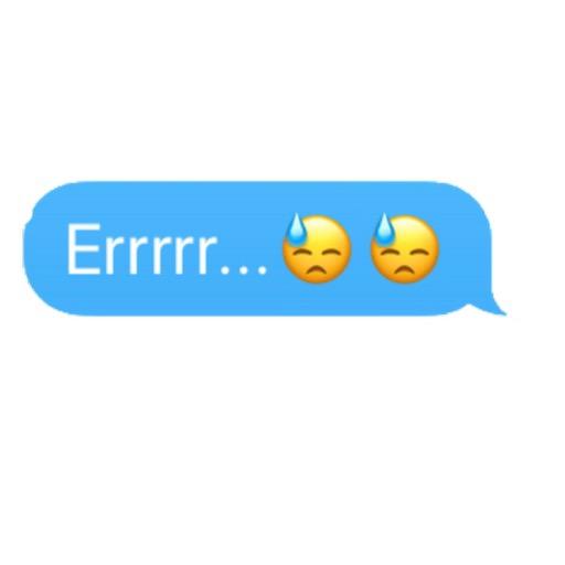 Texts - Sticker 6