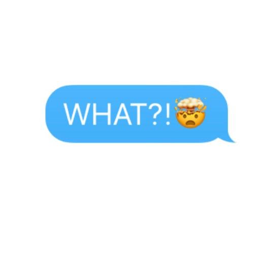 Texts - Sticker 18