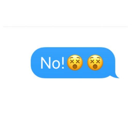 Texts - Sticker 15