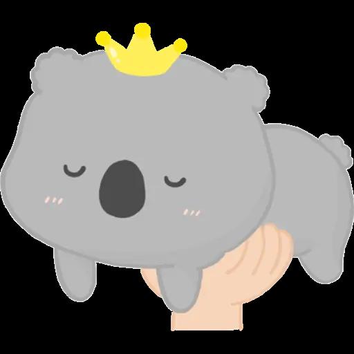 雲朵樹熊の日常 - Sticker 8