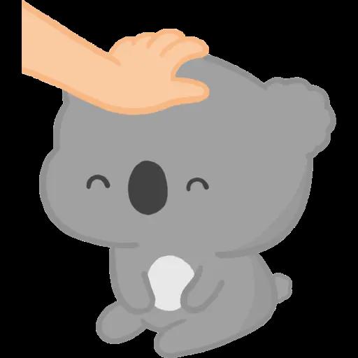 雲朵樹熊の日常 - Sticker 12