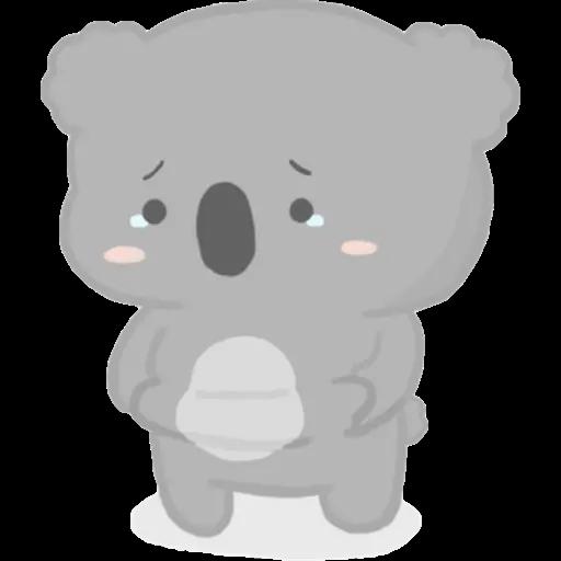 雲朵樹熊の日常 - Sticker 7