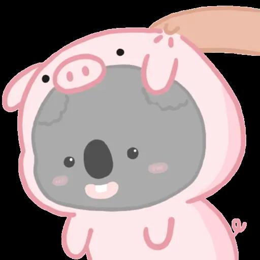 雲朵樹熊の日常 - Sticker 2