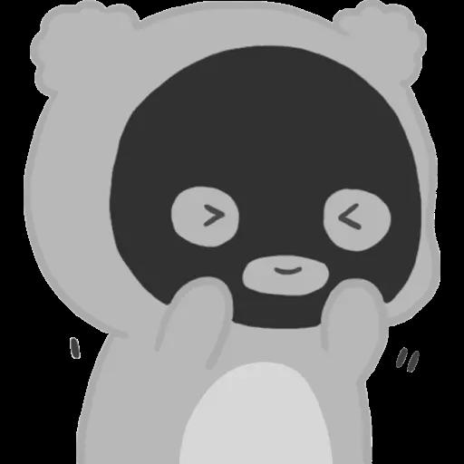 雲朵樹熊の日常 - Sticker 3