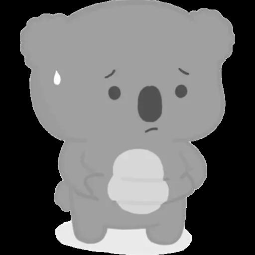 雲朵樹熊の日常 - Sticker 6