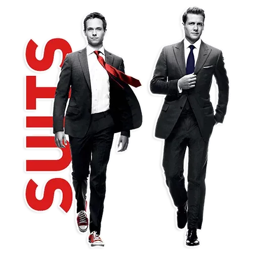 Suits - Sticker 3