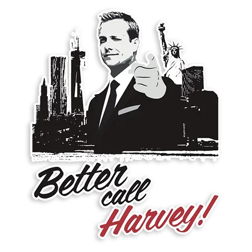 Suits - Sticker 4