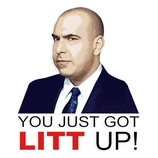 Suits - Sticker 1