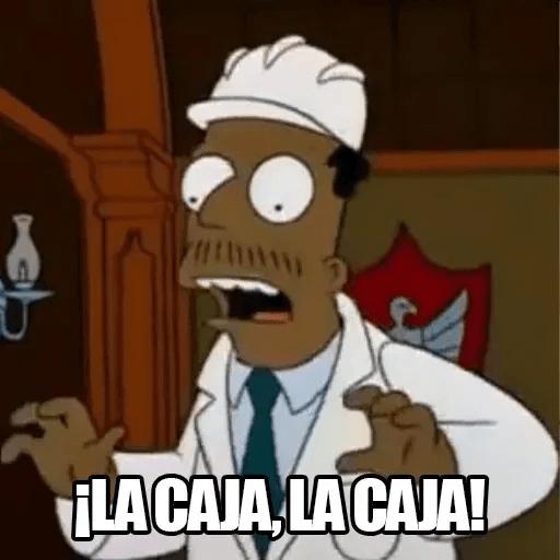 [ES] Simpsons Memes I - Sticker 24