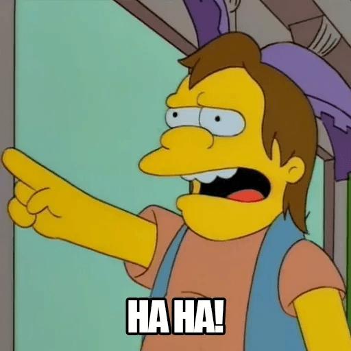 [ES] Simpsons Memes I - Sticker 8