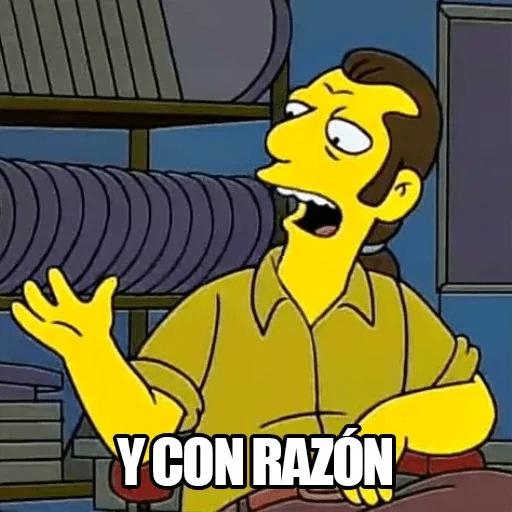 [ES] Simpsons Memes I - Sticker 21