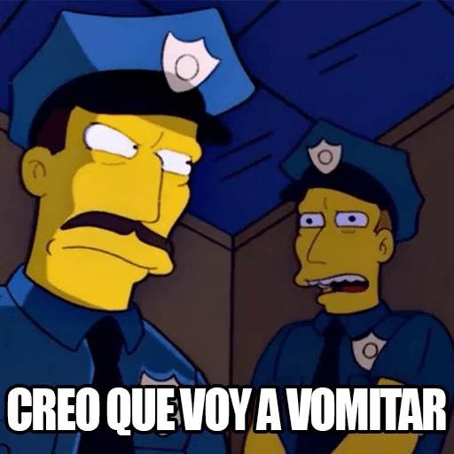 [ES] Simpsons Memes I - Sticker 30