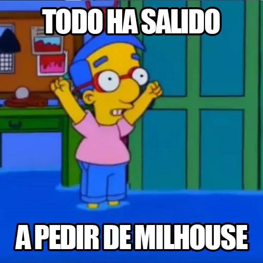 [ES] Simpsons Memes I - Sticker 22