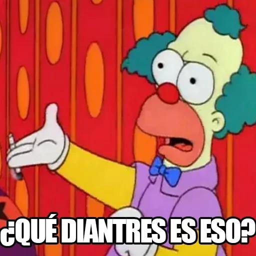 [ES] Simpsons Memes I - Sticker 5