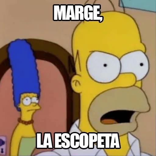 [ES] Simpsons Memes I - Sticker 27