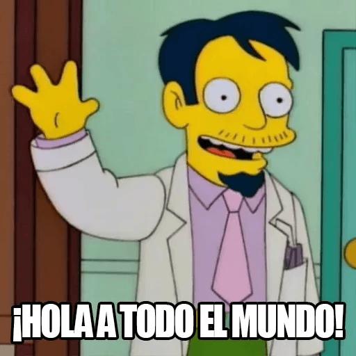 [ES] Simpsons Memes I - Sticker 10