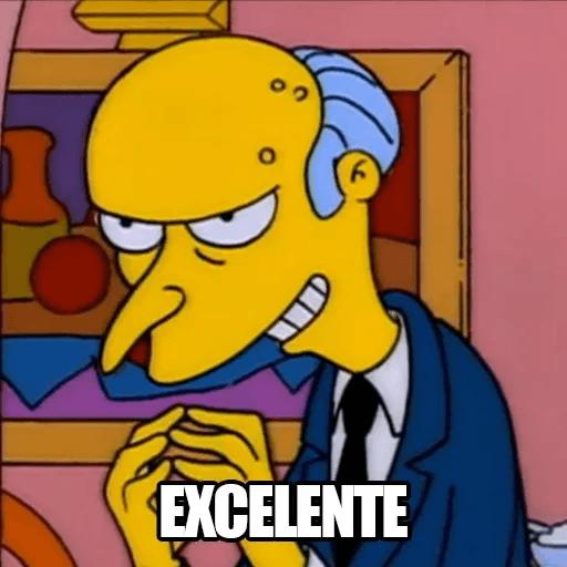 [ES] Simpsons Memes I - Sticker 7