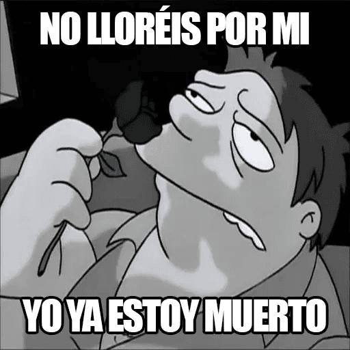 [ES] Simpsons Memes I - Sticker 29