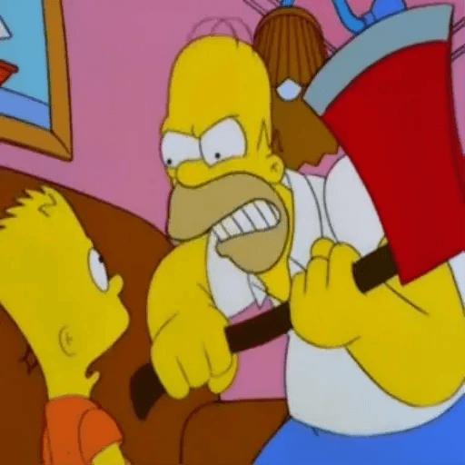 [ES] Simpsons Memes I - Sticker 28