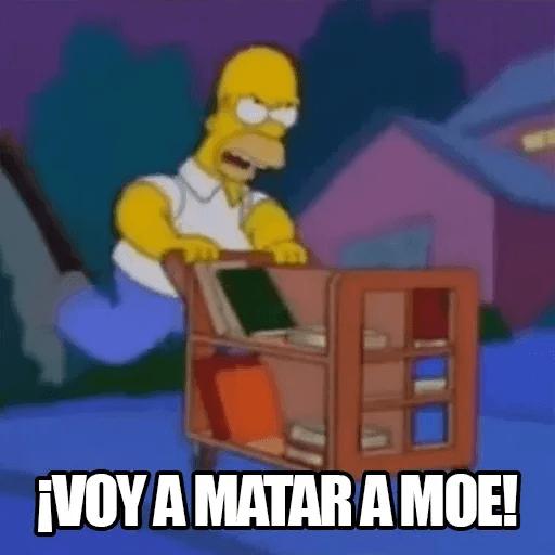 [ES] Simpsons Memes I - Sticker 18