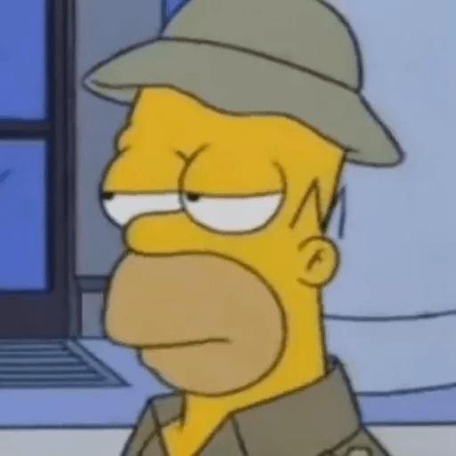 [ES] Simpsons Memes I - Sticker 4