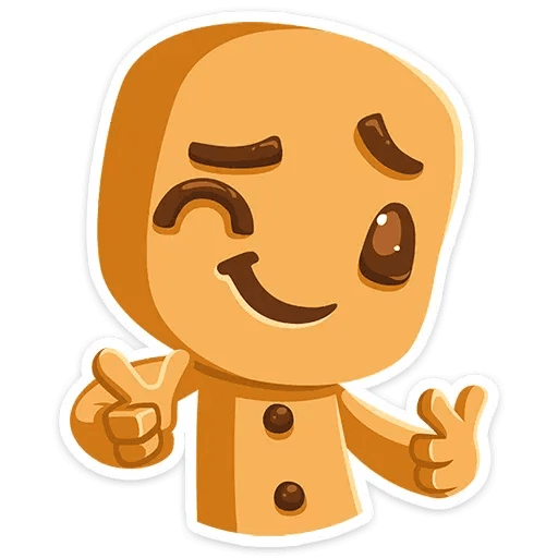 Candy Man - Sticker 8