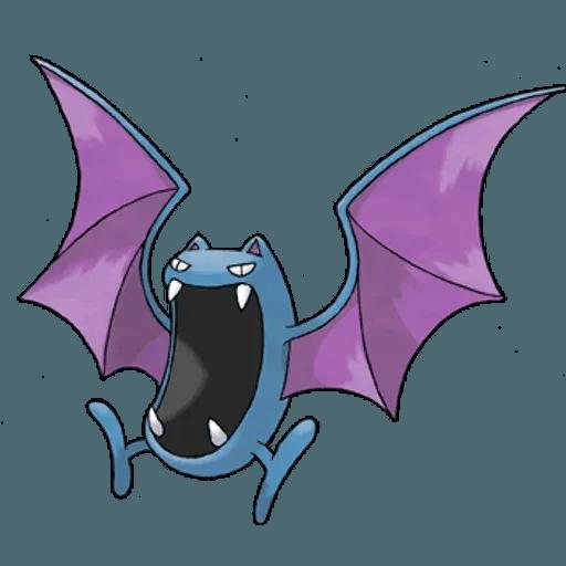 Pokemon First Generation II - Sticker 12