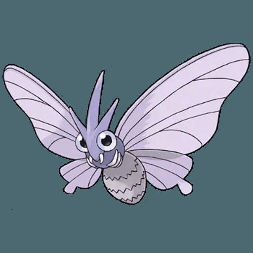 Pokemon First Generation II - Sticker 19