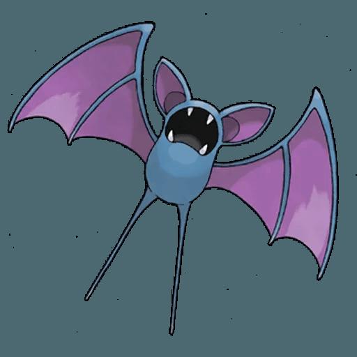 Pokemon First Generation II - Sticker 11