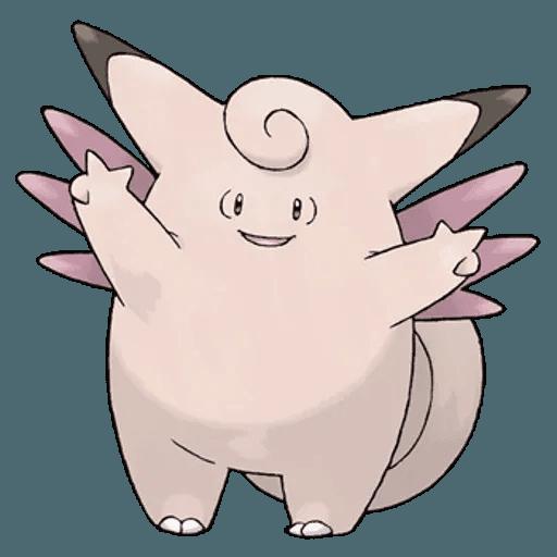 Pokemon First Generation II - Sticker 6