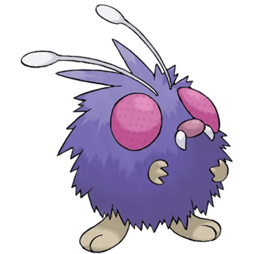 Pokemon First Generation II - Sticker 18
