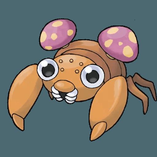 Pokemon First Generation II - Sticker 16