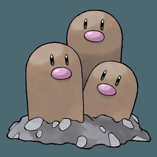 Pokemon First Generation II - Sticker 21