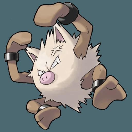Pokemon First Generation II - Sticker 27