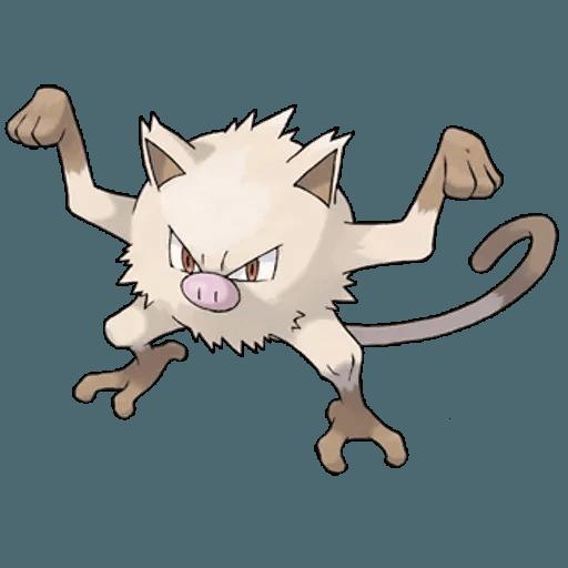 Pokemon First Generation II - Sticker 26
