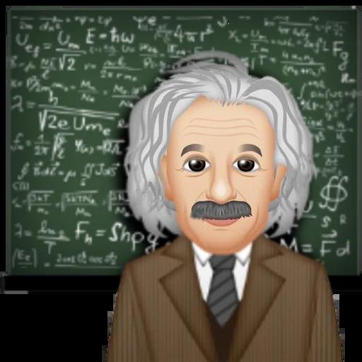 Einstein - Sticker 28