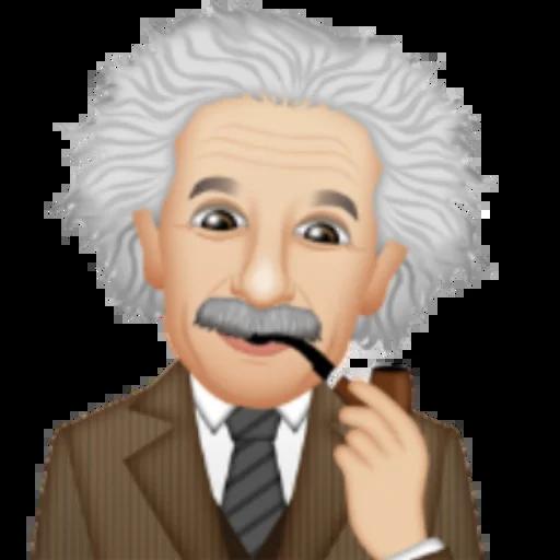 Einstein - Sticker 22