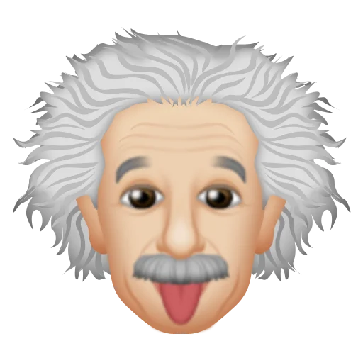 Einstein - Sticker 5