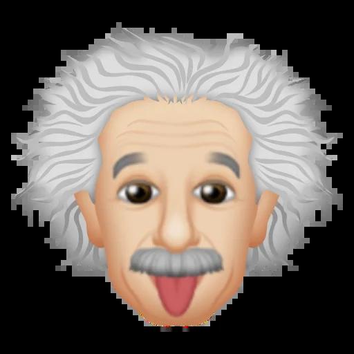 Einstein - Sticker 5