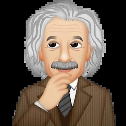 Einstein - Sticker 24