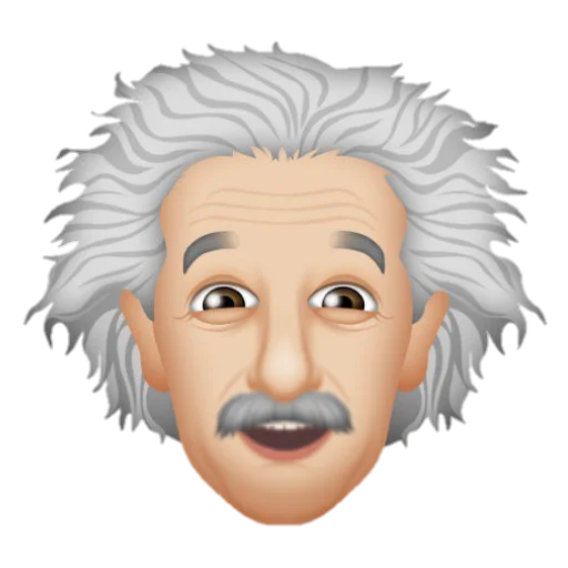 Einstein - Sticker 4