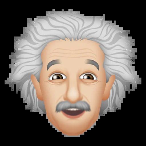 Einstein - Sticker 4