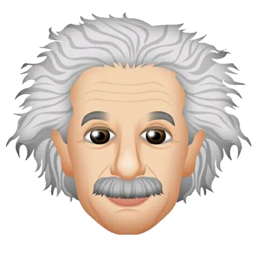 Einstein - Sticker 1