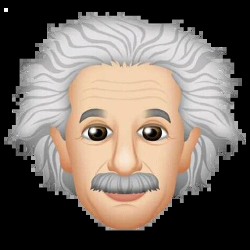 Einstein - Sticker 1