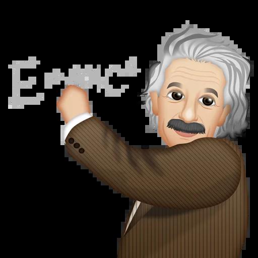 Einstein - Sticker 27