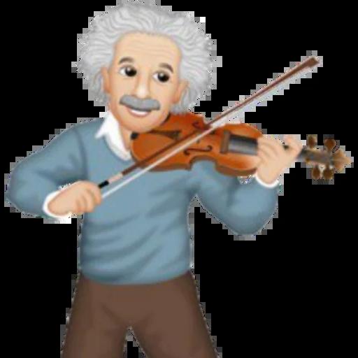 Einstein - Sticker 30