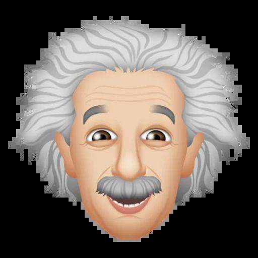 Einstein - Sticker 12
