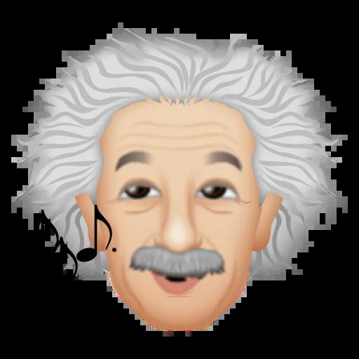 Einstein - Sticker 14