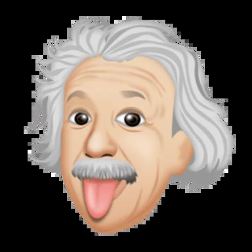 Einstein - Sticker 20